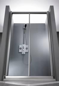 2-x секционная раздвижная дверь1002 HUPPE. Производитель: Германия, Huppe