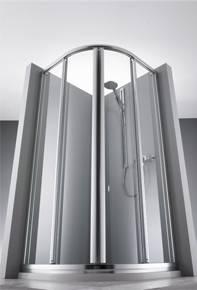 Раздвижная дверь 1/4круга 1002 HUPPE. Производитель: Германия, Huppe
