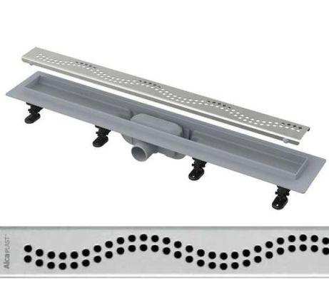 Alcaplast APZ8-550 Душевой лоток с решеткой 550 мм. Производитель: Чехия, Alcaplast