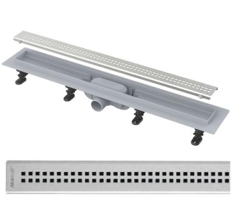 Alcaplast APZ9-550 Душевой лоток с решеткой 550 мм. Производитель: Чехия, Alcaplast
