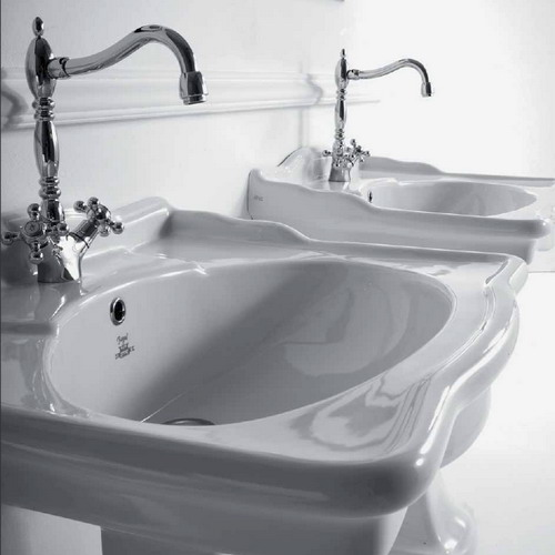 Althea Ceramica Royal Classic 27021 Раковина 70х57см. Производитель: Италия, Althea ceramica