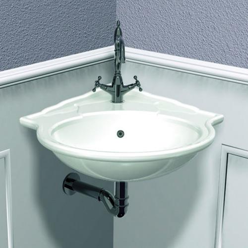 Althea Ceramica Royal Сlassic 30353 Раковина угловая 45х45см. Производитель: Италия, Althea ceramica