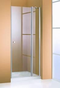 Душевая кабина HUPPE, Распашная дверь Design 501 с неподв. сегментом. Производитель: Германия, Huppe