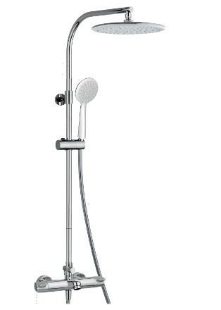 GRB Premier 50450500 TL Душевая система для ванны с термостатом. Производитель: Испания, GRB