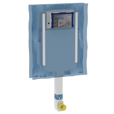 Geberit 109.791.00.1 Sigma Смывной бачок скрытого монтажа для толщиной 8 см. Производитель: Швейцария, Geberit