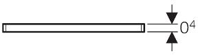 Схема Geberit CleanLine 154.312.00.1 Дизайнерская решетка квадрат для душевого трапа