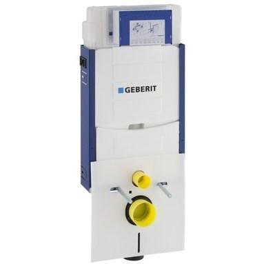 Geberit 110.350.00.5 (110.300.00.5) инсталляция для подвесного унитаза Kombifix UP320 со звукоизолирующим комплектом. Производитель: Швейцария, Geberit