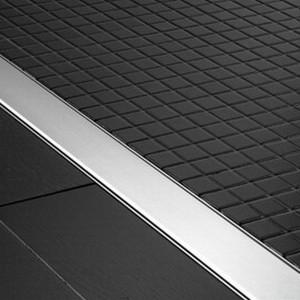 Geberit 154.350.00.1 решетка для душевого канала, нержавеющая сталь, 70 см. Производитель: Швейцария, Geberit