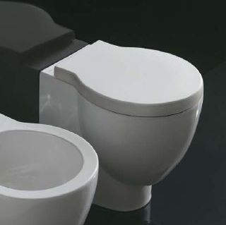 Globo Bowl SB002.BI Унитаз напольный, приставной. Производитель: Италия, Globo