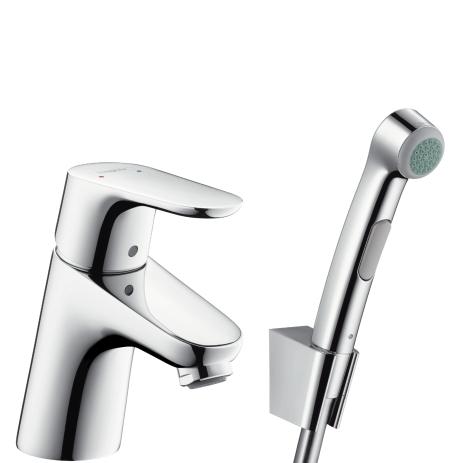 Hansgrohe Focus E2 31926000 Смеситель для раковины с гигиеническим душем . Производитель: Германия, Hansgrohe
