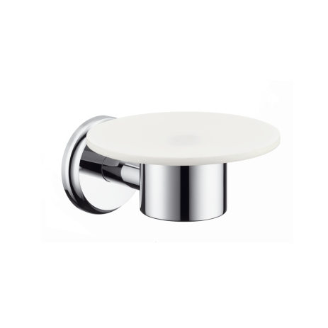 Аксессуары для ванной Hansgrohe Logis Classic 41615000 мыльница, керамика. Производитель: Германия, Hansgrohe