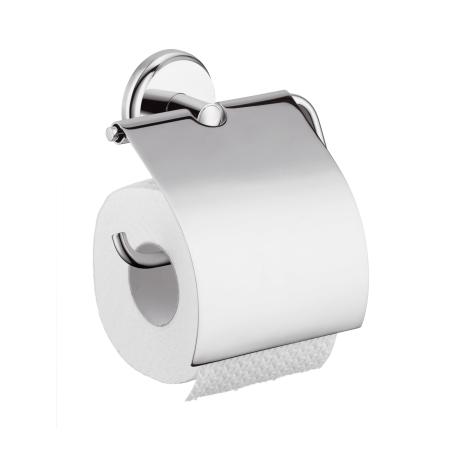 Аксессуары для ванной Hansgrohe Logis Classic 41623000 Держатель туалетной бумаги. Производитель: Германия, Hansgrohe