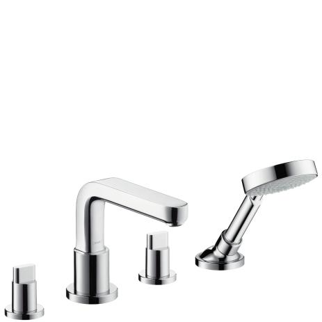 Hansgrohe Metris S 31446000 Смесителm для ванны на 4 отверстия. Производитель: Германия, Hansgrohe