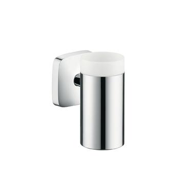 Hansgrohe PuraVida 41504000 Стаканчик для зубных щёток, керамика. Производитель: Германия, Hansgrohe