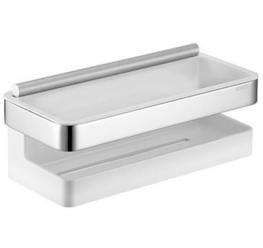 Keuco Collection Moll 12759010000 корзинка для душа со встроенным стеклоочистителем. Производитель: Германия, Keuco