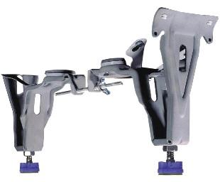 Ножки для стальных ванн Kaldewei. Производитель: Германия, Kaldewei