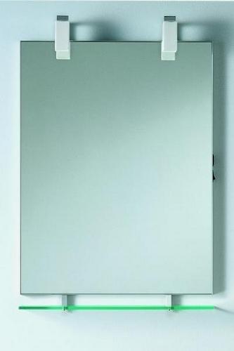Laufen Case 41953 Зеркало с 2 элементами подсветки 74х53 см, с полочкой. Производитель: Швейцария, Laufen