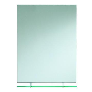 Laufen Case 41955 Зеркало без подсветки 74х53 см, с полочкой. Производитель: Швейцария, Laufen
