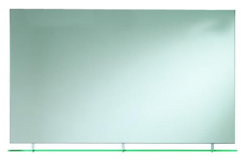 Laufen Case 42955 Зеркало без подсветки 118х74 см, с полочкой. Производитель: Швейцария, Laufen