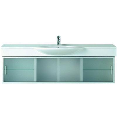 Laufen Case 73501500 Шкафчик 176x30 см, корпус белый, к умывальникам Palace. Производитель: Швейцария, Laufen