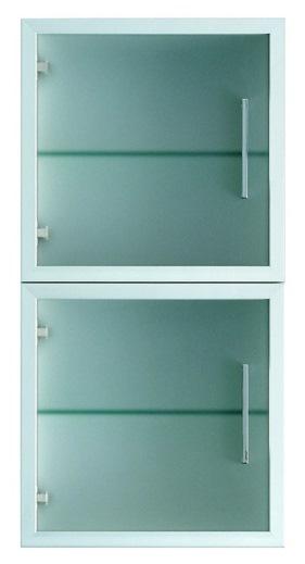 Laufen Case 78951514 (левый), 78952514 (правый) Шкафчик средний, корпус из шпона дуба
