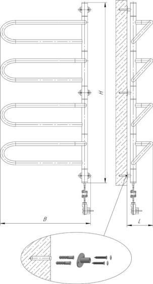 Схема Электрический