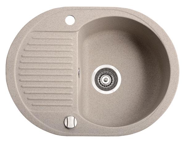 Marmorin Duro 130133 xхх Гранитная кухонная мойка 620x470x190 мм. Производитель: Польша, Marmorin