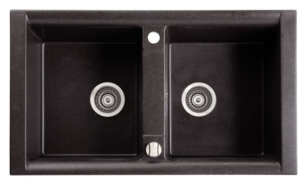 Marmorin Profir 160203xхх Гранитная кухонная мойка 860x500x230 мм. Производитель: Польша, Marmorin