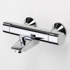 Термостатический смеситель для ванны и душа Oras Cubista (2875U). Производитель: Финляндия, Oras