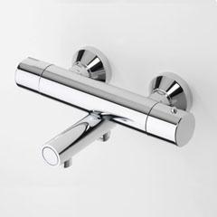 Термостатический смеситель для ванны и душа IL BAGNO ALESSI One by Oras (8575U). Производитель: Финляндия, Oras