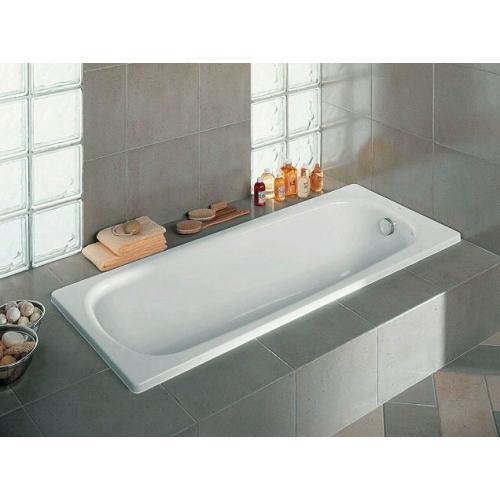 Ванна Roca Continental 150x70 см чугунная A21291300R. Производитель: Испания, Roca