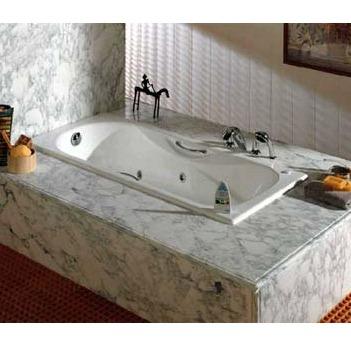 Ванна Roca Malibu 150x75 см чугунная с ручками A23157000R. Производитель: Испания, Roca