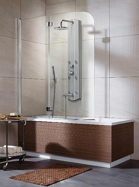 Radaway Eos PND Шторка для ванной 1300 мм . Производитель: Польша, Radaway