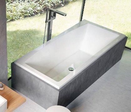 Ravak Formy 02 Ванна акриловая 180x80 см. Производитель: Чехия, Ravak