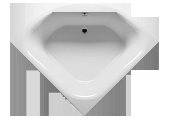 Riho Atlanta BB70 140х140 см Ванна акриловая угловая с ножками. Производитель: Чехия, Riho