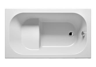 Riho Petit BZ25 120x70 см Ванна акриловая с ножками. Производитель: Чехия, Riho