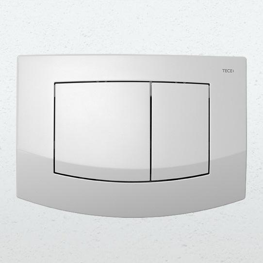 TECE Teceambia 9240200 клавишная панель смыва, белая. Производитель: Германия, Tece