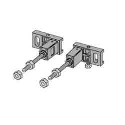 TECE 9380000 Комплект креплений к стене для инсталяций. Производитель: Германия, Tece