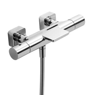 Tres Loft 200.174.01 смеситель для ванны с термостатом. Производитель: Испания, TRES