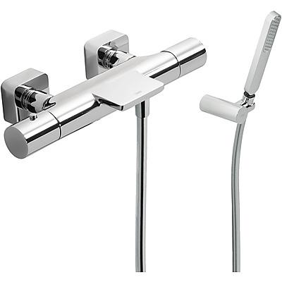 Tres Loft 200.174.09 смеситель для ванны с термостатом, с душевым набором. Производитель: Испания, TRES