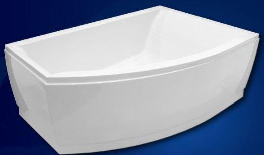 Vagnerplast Veronela Ванна акриловая 160x105 см, правая