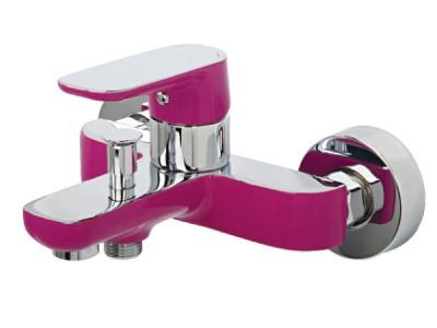Venezia Kapadokya 5010901-03 смеситель для ванны пурпурный/хром. Производитель: Турция, Venezia