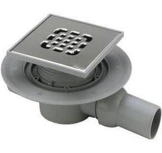 Viega 557140 Трап для душевых, рамка15x15 см. Производитель: Германия, Viega