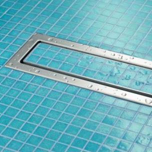 Viega ER4 589561 решетка для укладки плиткой для душевого лотка 750 мм . Производитель: Германия, Viega