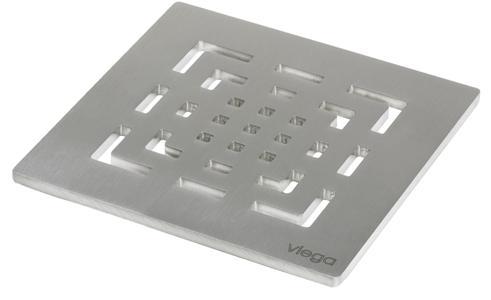 Решетка Viega Visign RS2 492298. Производитель: Германия, Viega