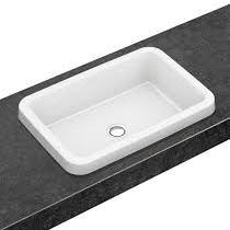 Villeroy&Boch Architectura 41676001 умывальник врезной в столешницу 61,5х41,5 см. Производитель: Германия, Villeroy & Boch