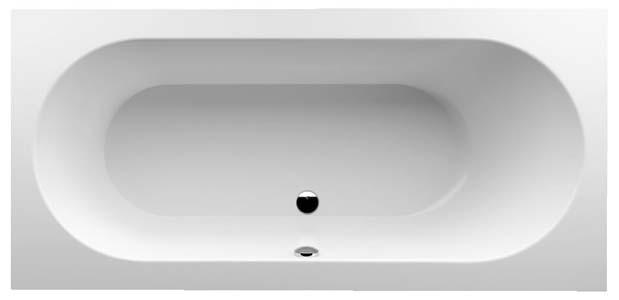 Villeroy & Boch Oberon BQ199OBE2V-01 Ванна 190х90 кварил с ножками. Производитель: Германия, Villeroy & Boch