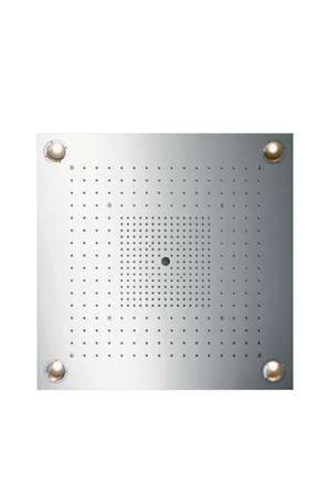 Axor Starck 10627800 Верхний душ с подсветкой, 720х720 мм. Производитель: Германия, Axor