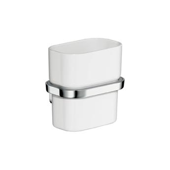 Axor Urquiola 42434000 Стаканчик для зубных щёток с держателем. Производитель: Германия, Axor