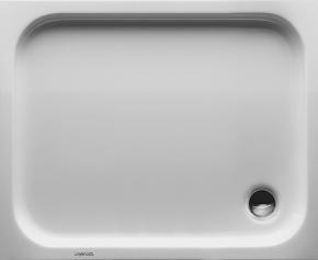 DURAVIT D-Code 720067 Душевой поддон 100х80 см. Производитель: Германия, Duravit